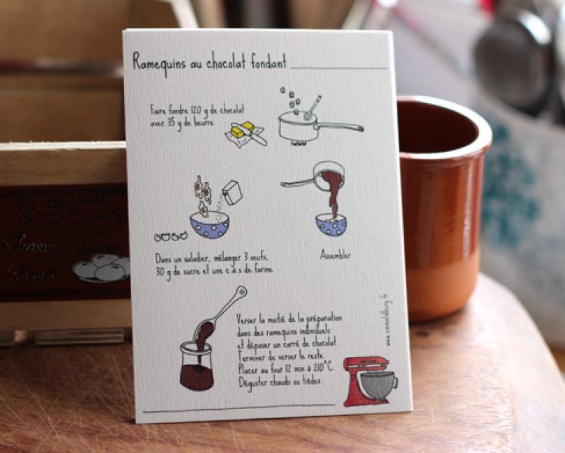 carte-illustration-lidbury-recette-ramequin-chocolat