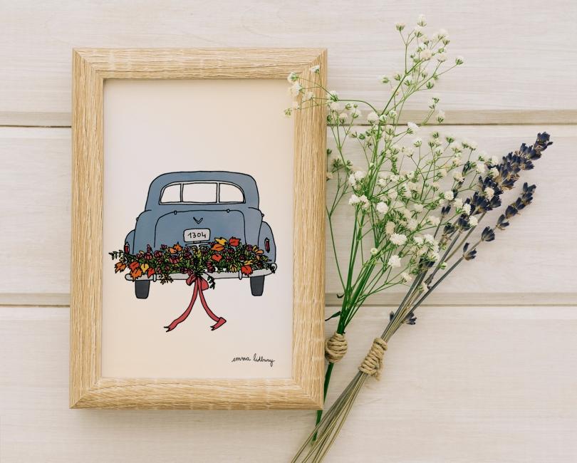 emma-lidbury-voiture-mariage-carte