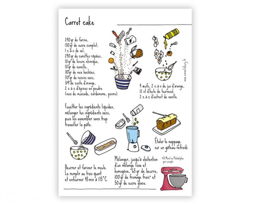 lacarteriedemma-lidbury-carte-Illustration-recette-carrot-cake