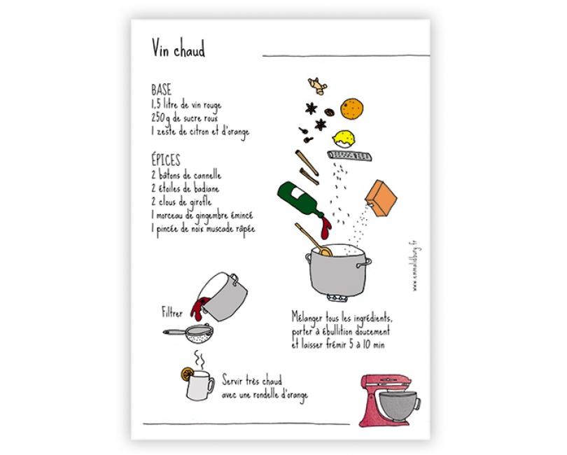 lacarteriedemma-lidbury-carte-Illustration-recette-vin-chaud