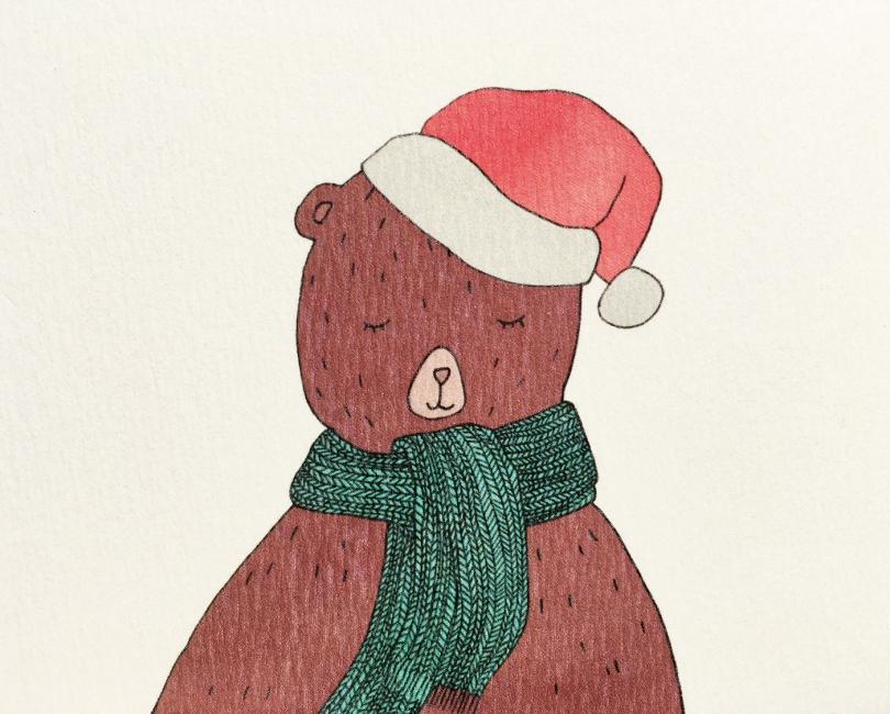 lacarteriedemma-lidbury-carte-oursons-noel-christmas-holidays