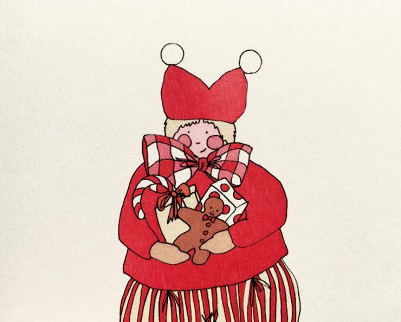 lacarteriedemma-lidbury-carte-peluche-lutin-noel-christmas-holidays