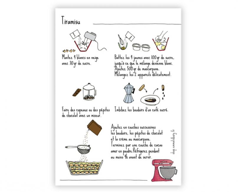 lacarteriedemma-lidbury-carte-Illustration-tiramisu-recette