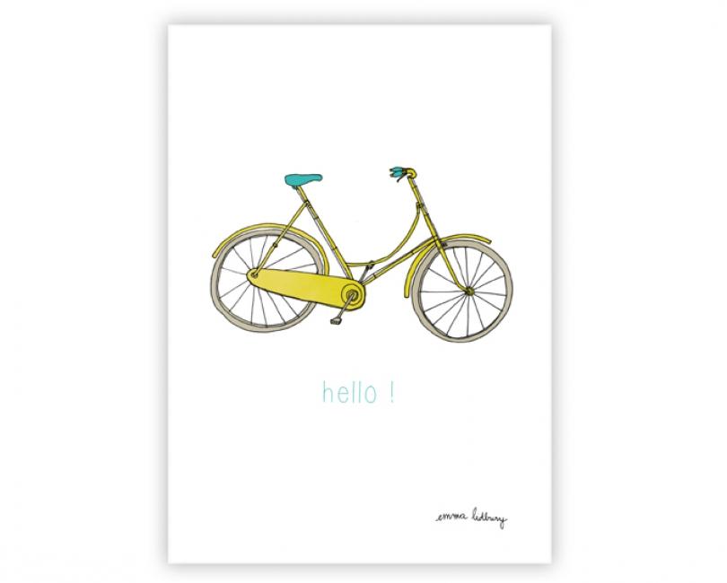 lacarteriedemma-lidbury-carte-Illustration-velo-hello