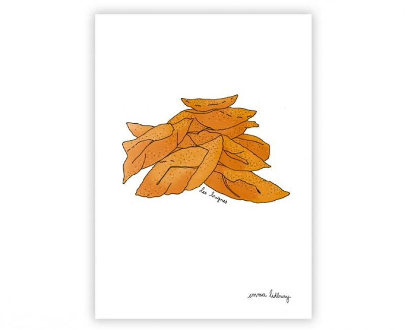 lacarteriedemma-lidbury-carte-Illustration-bugne-lyon-specialite