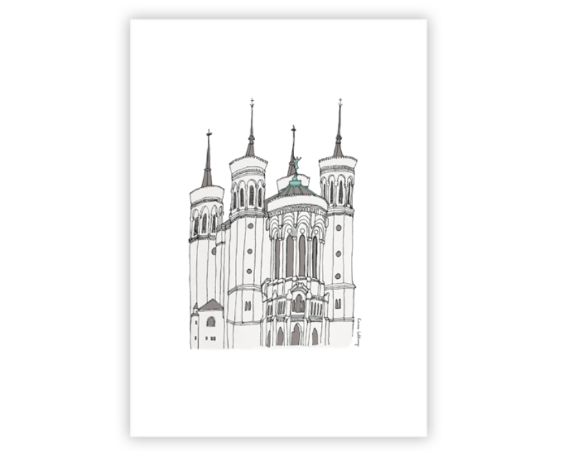 lacarteriedemma-lidbury-carte-Illustration-fourviere-lyon